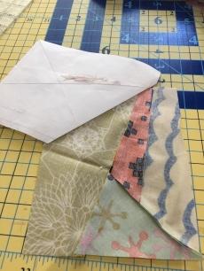 Peel off paper